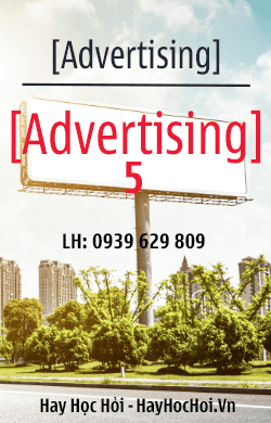 Advertising 5