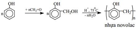 nhựa novolac 1 dạng của phenol fomandehit