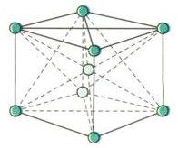 cấu tạo mạng tinh thể lập phương tâm khối của kim loại