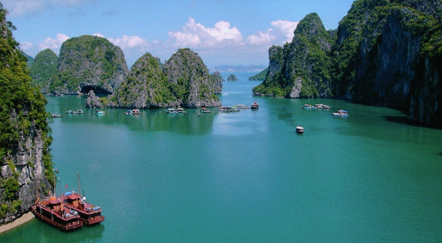 Ha long Bay Quang ninh