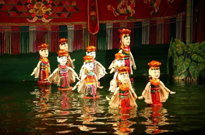 Thang Long Puppet Theatre
