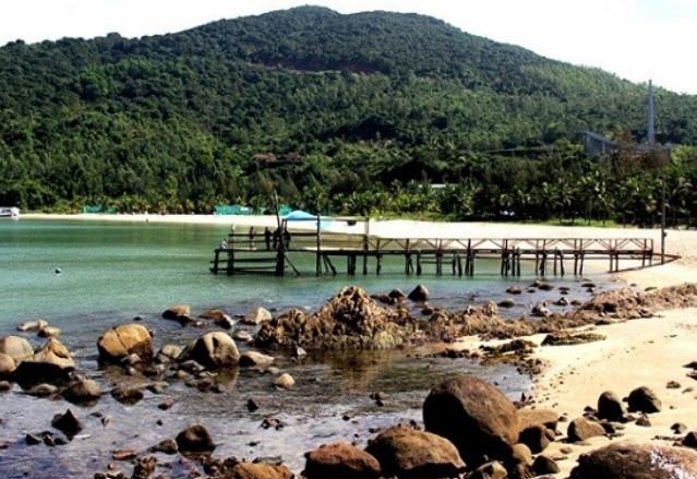 tien sa port in Danang