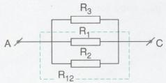 sơ đồ điện trở mắc song song hình 5.2b sgk vật lý 9