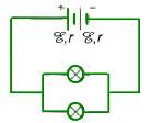 mạch điện bài 6 trang 58 sgk vật lý 11