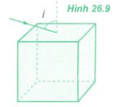 hình 26.9 trang 167 sgk vật lý 11