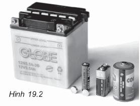 nguồn điện pin và acquy