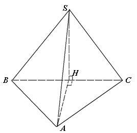tính góc giữa đường thẳng và mặt phẳng vd3