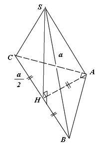 Góc giữa đường thẳng và mặt phẳng vd2